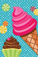 Ice Cream Fine Art Print