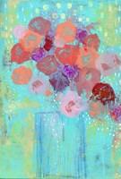 The Blue Vase II Fine Art Print
