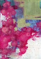 Hot Pink Roses II Fine Art Print