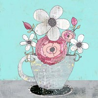 Tea Cup IV Fine Art Print