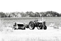 Tractor III Fine Art Print