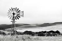 Windmill II Fine Art Print