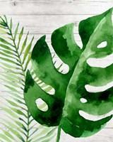 Banana Leaf I Fine Art Print