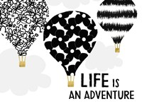 Life is an Adventure Fine Art Print