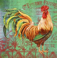 Le Rooster - A Fine Art Print