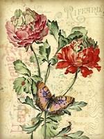 French Florals 3 Fine Art Print