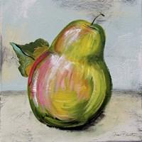Abstract Kitchen Fruit 4 Fine Art Print