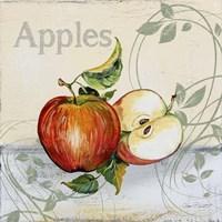 Tutti Fruiti Apples Fine Art Print