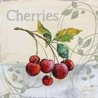 Tutti Fruiti Cherries Fine Art Print