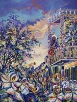 Mardi Gras Fine Art Print