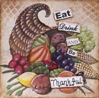 Be Thankful Fine Art Print