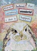E Bunny Fine Art Print