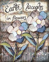 Earth Laughs Fine Art Print