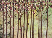 Fall Trees Fine Art Print