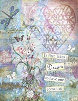 First Dream Fine Art Print