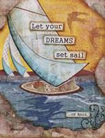 For Sail Fine Art Print