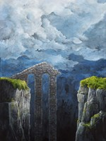 The Canyon Fine Art Print