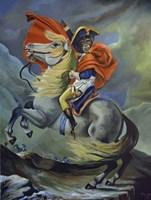 Master Napoleon Fine Art Print