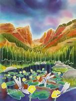 Rocky Mountain Summer Fine Art Print