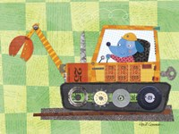 Animal Transporters 2 Fine Art Print