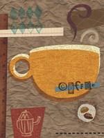 Coffee House 1 Fine Art Print