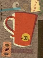 Coffee House 2 Fine Art Print