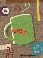 Coffee House 3 Fine Art Print