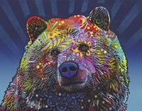 Grizz Fine Art Print