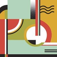 Bauhaus 1 Fine Art Print