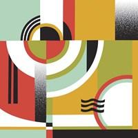 Bauhaus 2 Fine Art Print