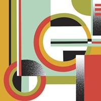 Bauhaus 4 Fine Art Print