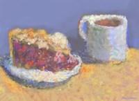 It's A Cherry Pie Day Fine Art Print