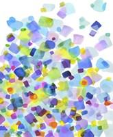 Kaleidoscope Rectangle Fine Art Print