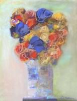 Zigzag Bouquet Fine Art Print