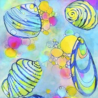 Seashell Fine Art Print