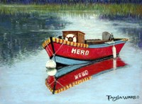 Hero Fine Art Print