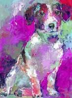 Art Russell Terrier Fine Art Print