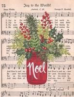 Noel Jar Fine Art Print