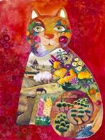 Cat Armenian Fine Art Print