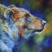 Bear Abstract Fine Art Print