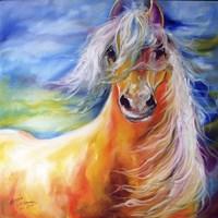 Bright Day Equine Fine Art Print