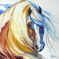 Gypsy Vanner Dream Fine Art Print