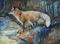 Red Fox II Fine Art Print