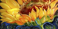 Sunflower Rise'n Shine Fine Art Print