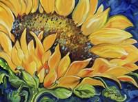 Sunflower September Fine Art Print