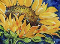 Sunflower September Fine Art Print