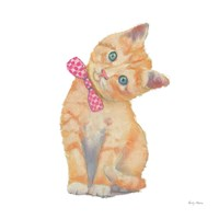 Cutie Kitties II Fine Art Print