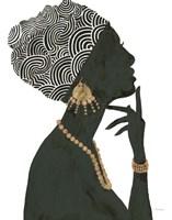 Graceful Majesty I Framed Print
