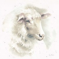 Farm Friends IV Neutral Fine Art Print