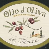 Tuscan Flavor VI Framed Print